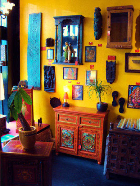 Durga Interiors Antique Modern Furniture From India