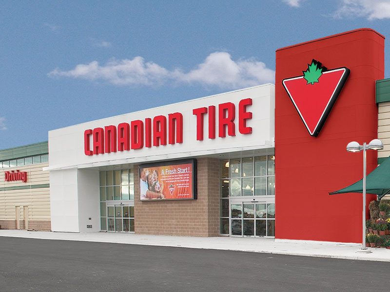 Canadian Tire Victoria Bc 855 Langford Pky Canpages
