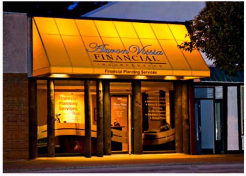 Aaron vissia financial inc port alberni bc 4855 for 100 mural street richmond hill