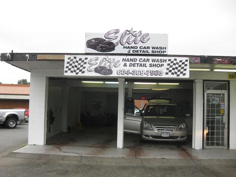 Elite Hand Car Wash Amp Detail Shop Maple Ridge Bc