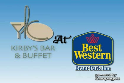 video Kirby's Bar And Buffet At Best Western Plus Brant Park Inn And Conference Centre