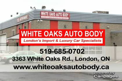 video White Oaks Auto Body