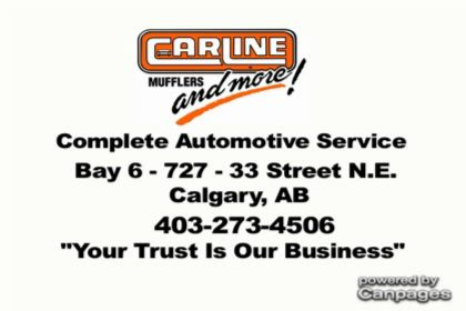 video Carline Muffler