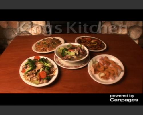 video Kings Kitchen