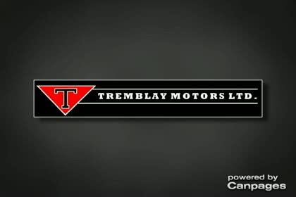video Tremblay Motors Ltd.