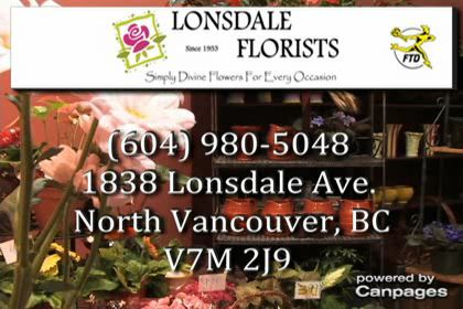 video Lonsdale Florists