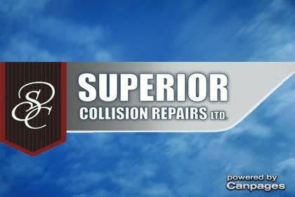 video Superior Collision Repairs Ltd