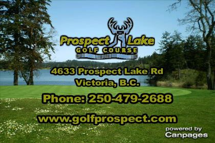 video Prospect Lake Golf Course