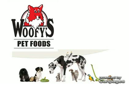 video Woofy&#039;s Pet Foods