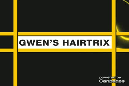 video Gwen&#039;s Hairtrix&#039;s Inc