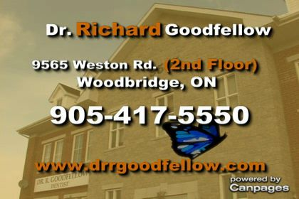 video Vaughan Dentist - Dr Richard Goodfellow