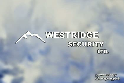 video Westridge Security Ltd