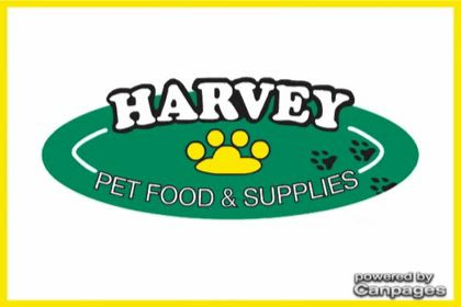 video Harvey Pet Foods &amp; Supplies