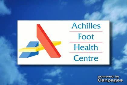 video Achilles Foot Health Centre
