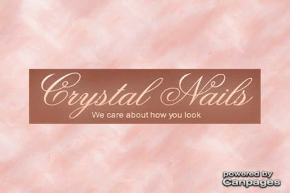 video Crystal Nails