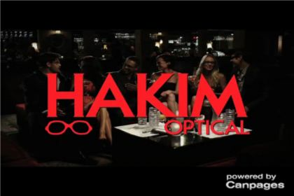 video Hakim Optical