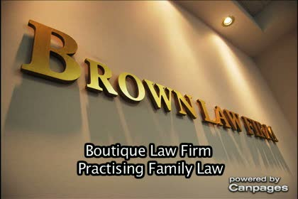 video Brown Law Firm PC