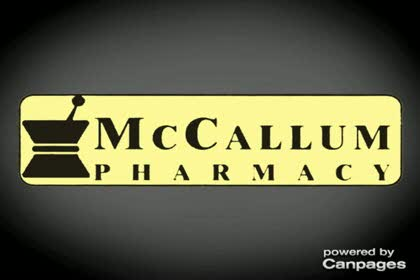video McCallum Pharmacy