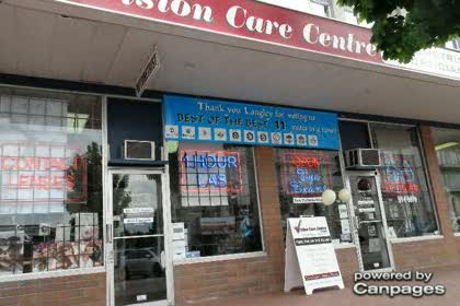 video Vision Care Centre - Langley