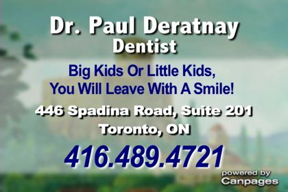 video Dr Paul Deratnay