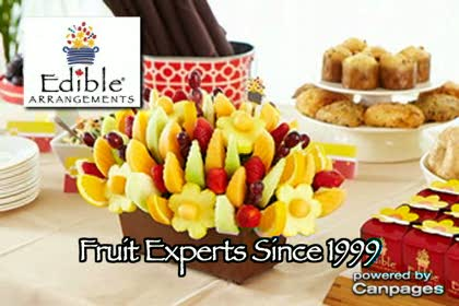 video Edible Arrangements