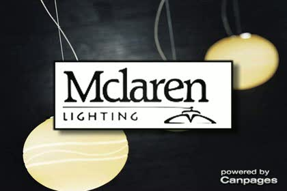 video Mclaren Lighting