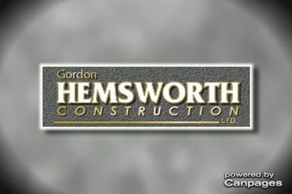 video Hemsworth Master Builders Inc.