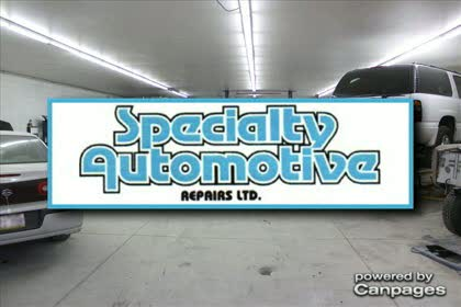 video Specialty Automotive Repairs