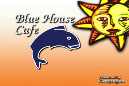 video Blue House Cafe