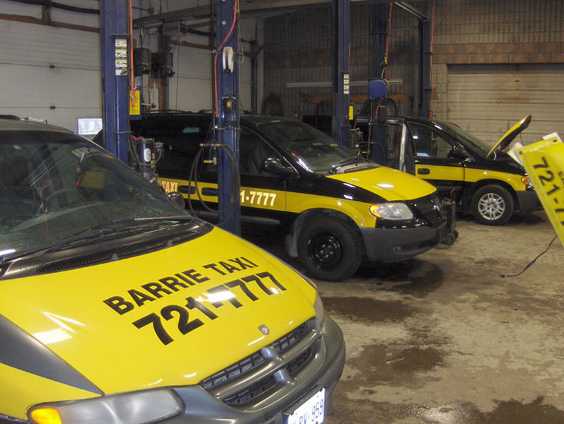 Barrie Taxi Ltd Barrie On 37 Saunders Rd Canpages
