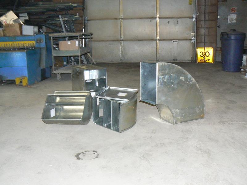 Metal Air Contractor Ltd Scarborough On 70 Milner Ave