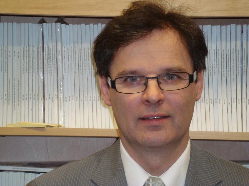 Kenneth G Walker Barrister At Law Sault Ste Marie On