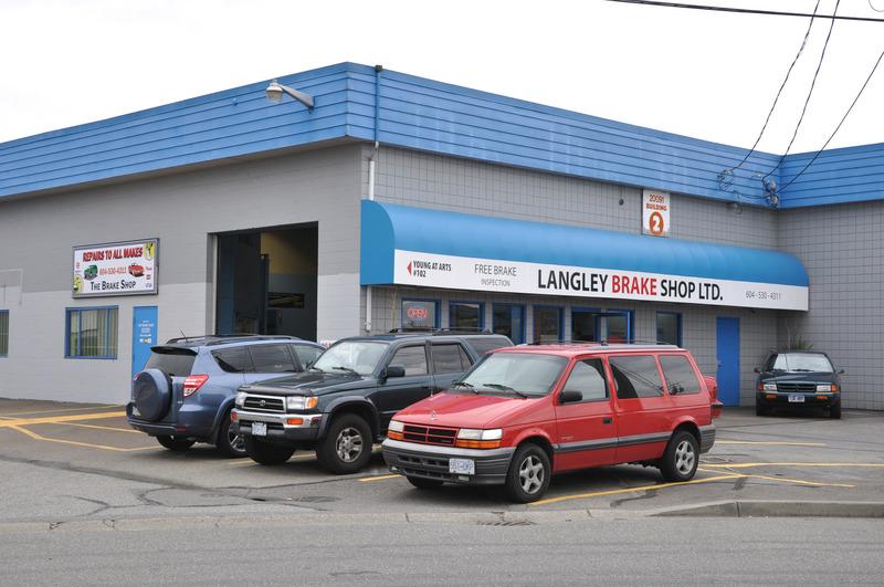photo Langley Brake Shop & Auto Centre