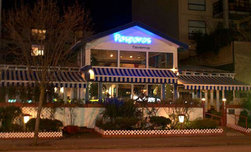 photo Pasparos Taverna Greek Food