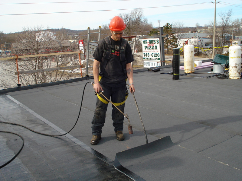 Boss Roofing Whitby On 701 Rossland Rd E Canpages