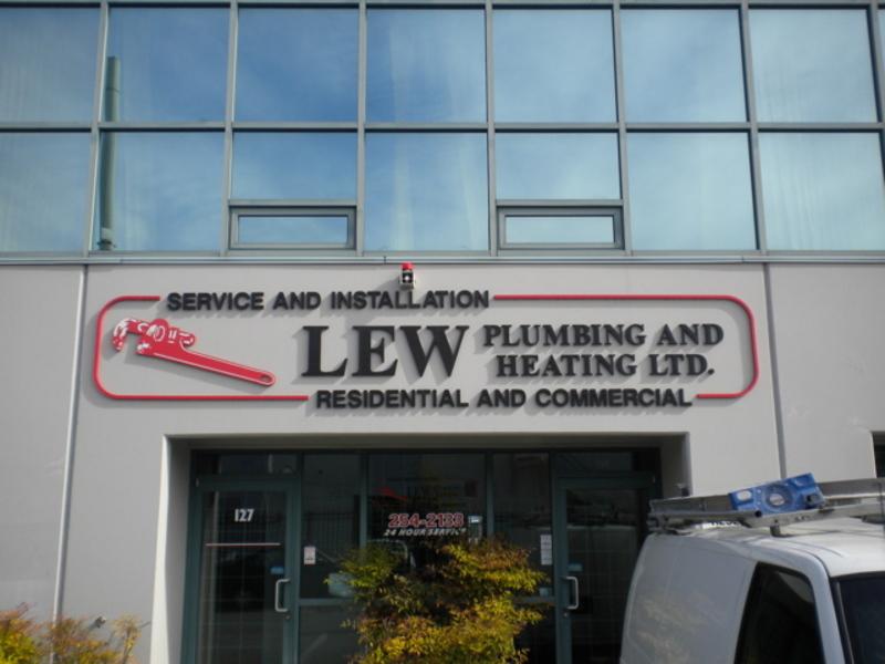 photo Lew Plumbing & Heating Ltd