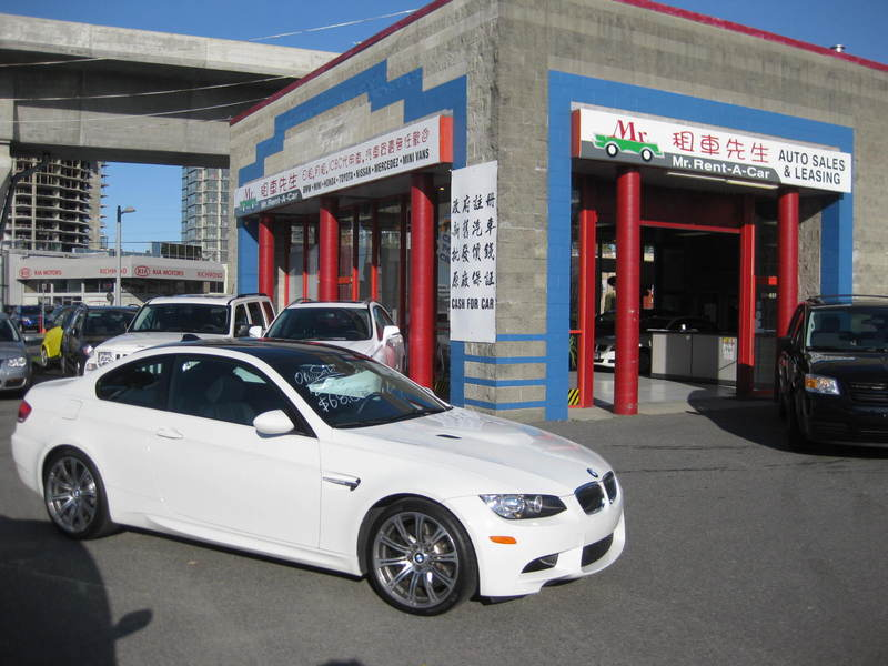Mr Rent A Car Richmond Bc 7780 River Rd Canpages