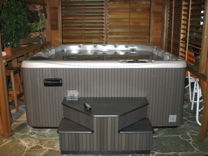 by in of tropical home beachcomber spa published bc tubs pool hot pg george prince tub