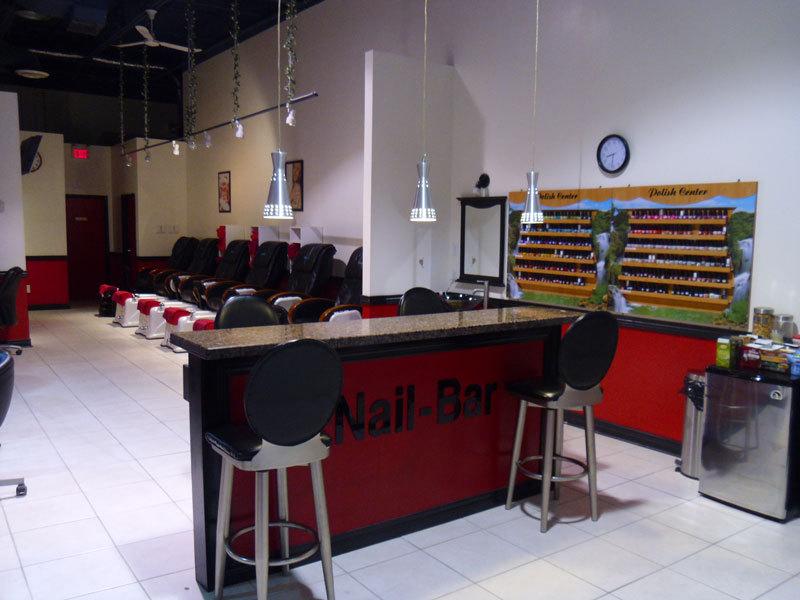 tk nail salon lake wylie sc