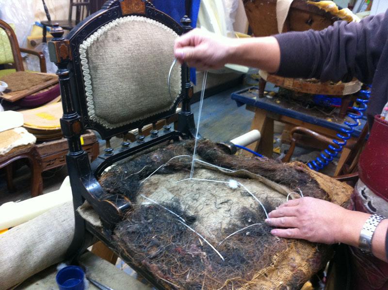 photo Cypress Upholstery