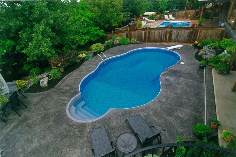 Howald terry pools kitchener on 274 courtland ave e for Pool design kitchener