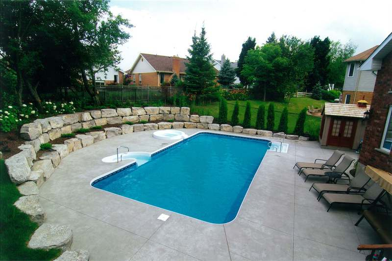 Terry Howald Pools Kitchener On 274 Courtland Ave E Canpages