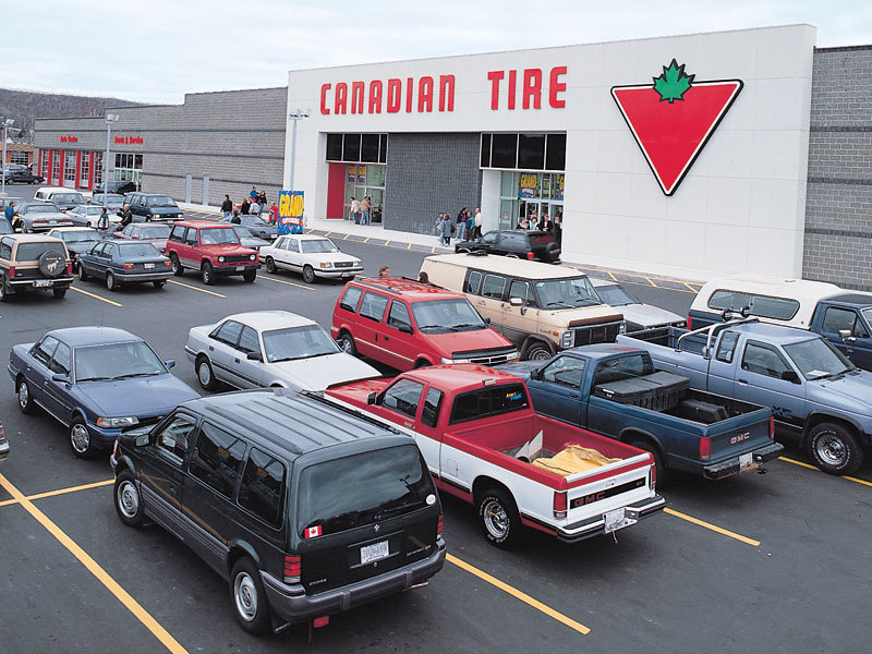 photo Canadian Tire