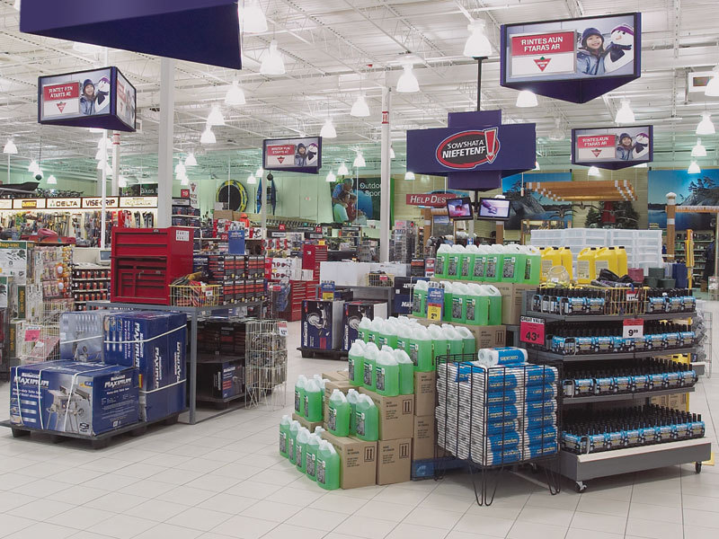 Canadian Tire - Saskatoon, SK - 1731 Preston Ave N | Canpages
