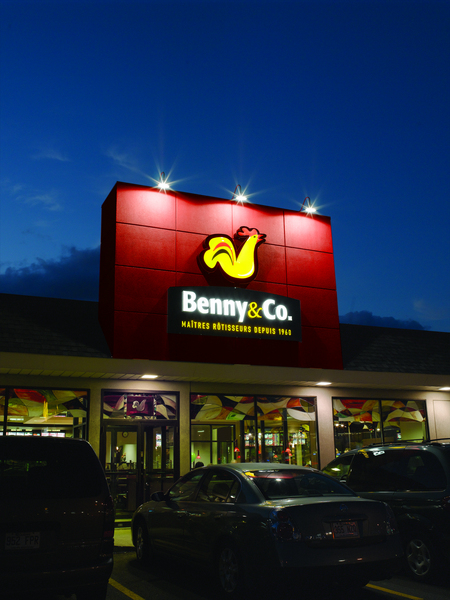 photo Benny & Co