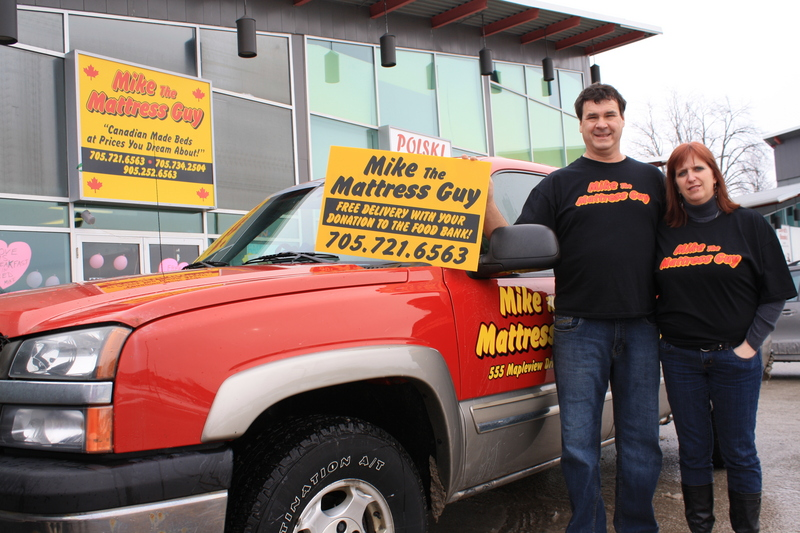 photo Mike The Mattress Guy