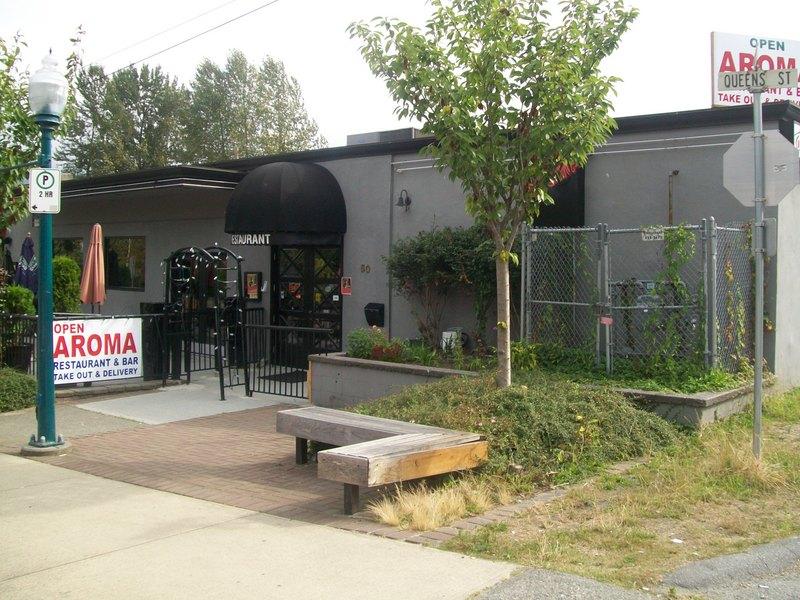 Aroma Indian Restaurant Lounge Port Moody Bc