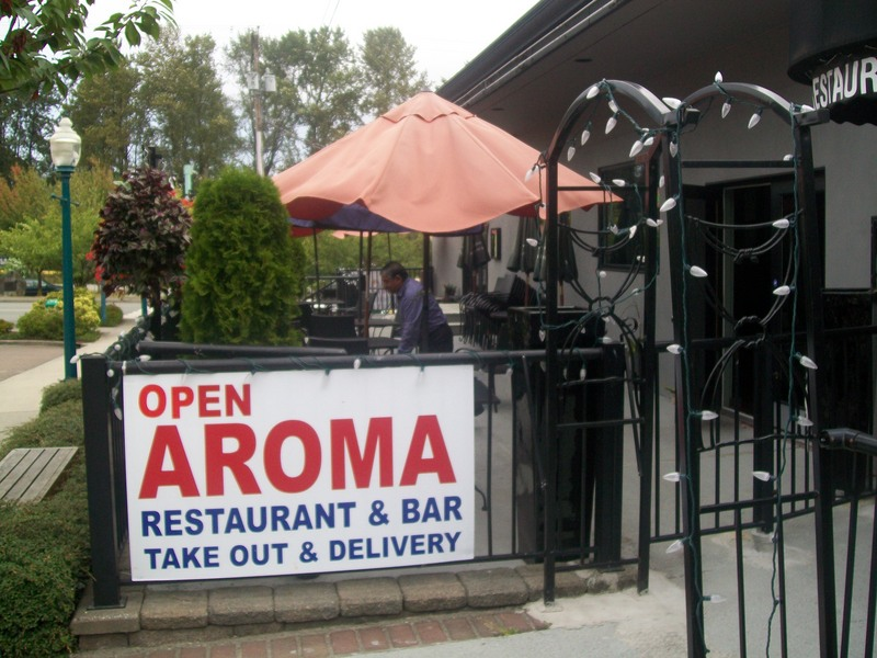 Aroma indian restaurant ltd port moody bc 50 queens for Aroma indian cuisine toronto