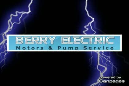 video Berry Electric Motors & Pumps Services