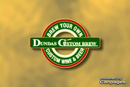 video Dundas Custom Brew